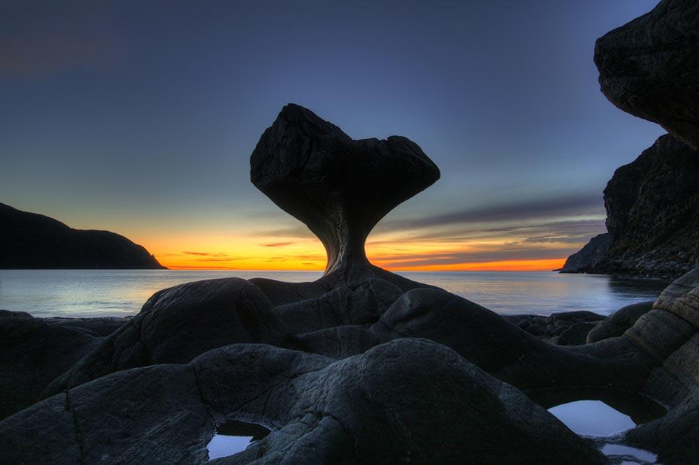 Kannensteinen. Foto: Z3myr