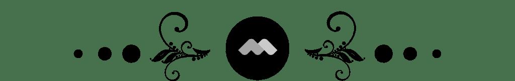 xmas with måløy vekst logo