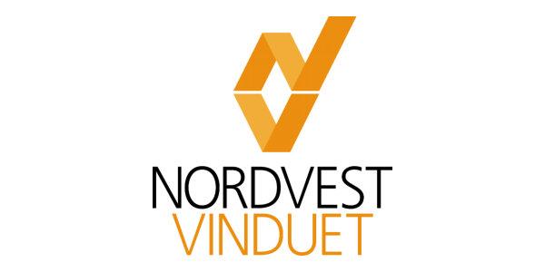 nordvest vinduet logo