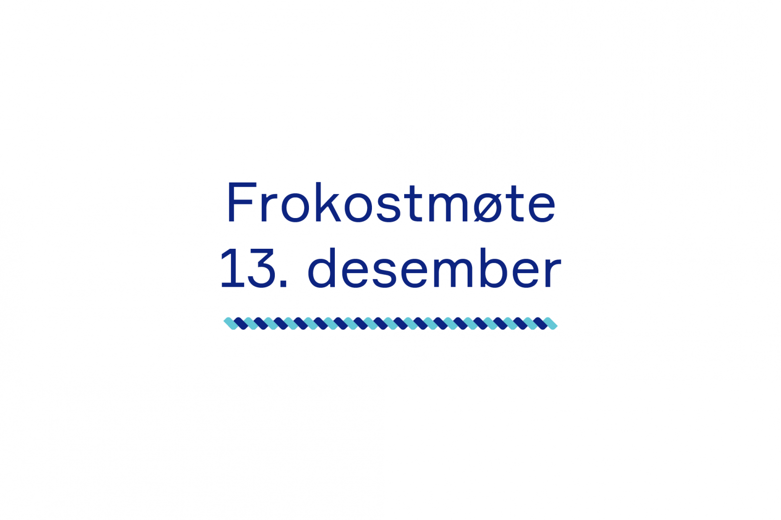 Frokostmote