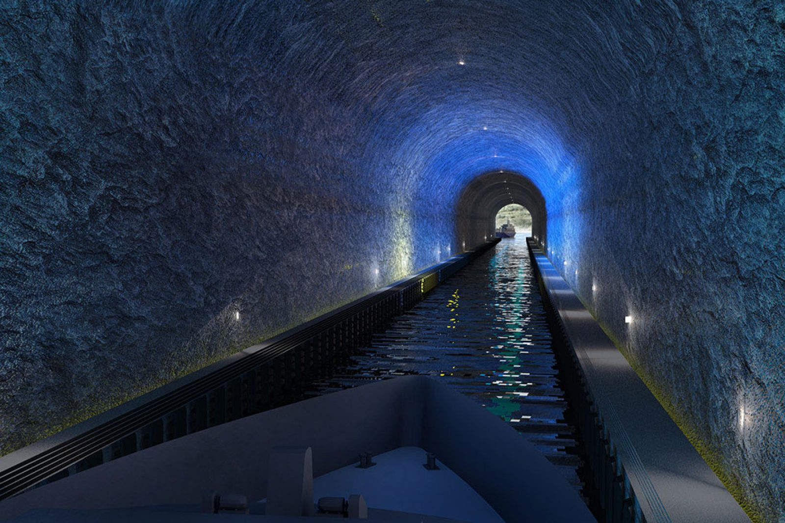 Innvendig-tunell